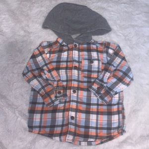 Carter's plaid (3 for $10)